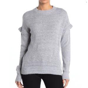 Love by DesignRuffled Dolman Sleeve Tunic Sweater
